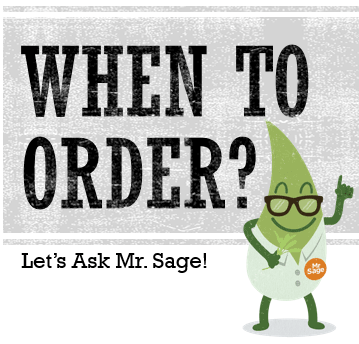 Ask Mr. Sage: How to Place Advance Orders with FBTS